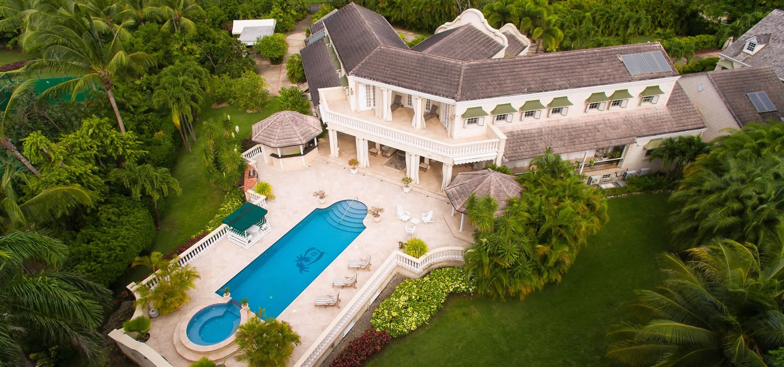 Magnificent estate for sale in Barbados's Sandy Lane