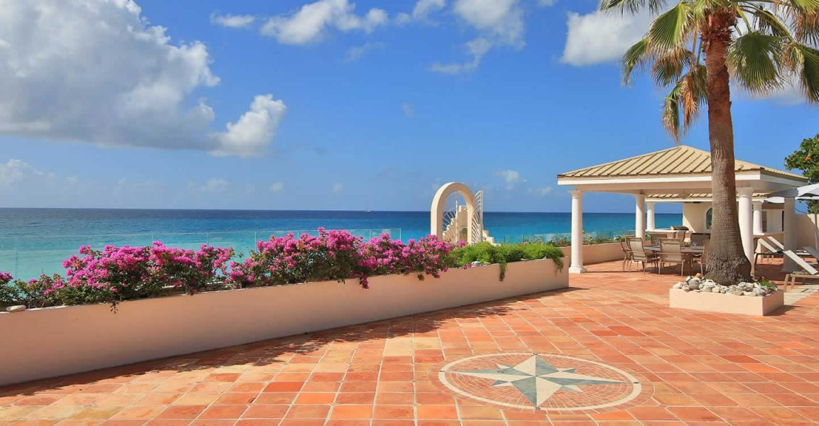 8 Bedroom Beach House For Baie Longue Terres Bes St Martin