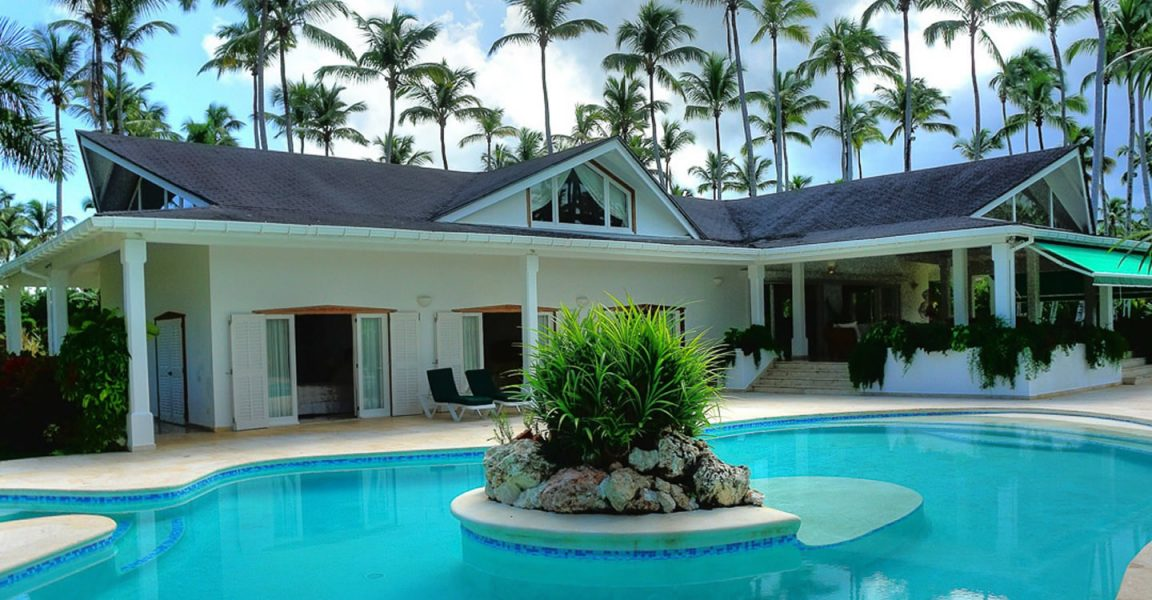 House With Private Beach For Sale