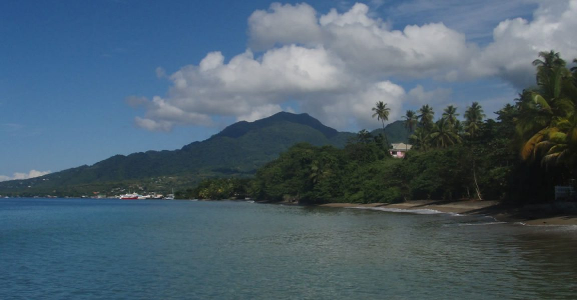 8 Acres Of Beachfront Land For Sale Portsmouth Dominica