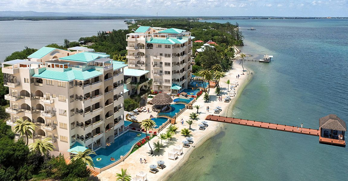 2 Bedroom Beachfront Apartments For Maya Beach Placencia Belize 7th Heaven Properties