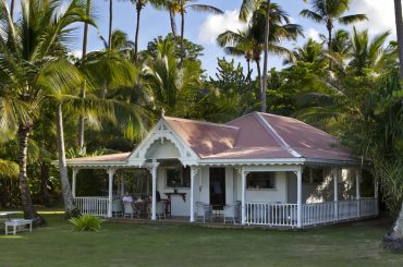 Dominican Republic hotel for sale in Las Terrenas, Samana - restaurant for sale on Playa Coson