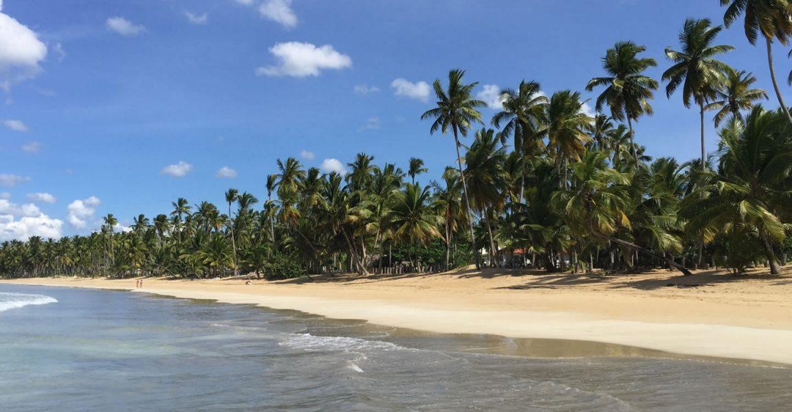 Dominican Republic hotel for sale in Las Terrenas, Samana - the beach at Playa Coson