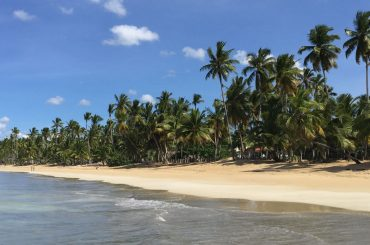 Dominican Republic hotel for sale in Las Terrenas, Samana - the beach at Playa Coson