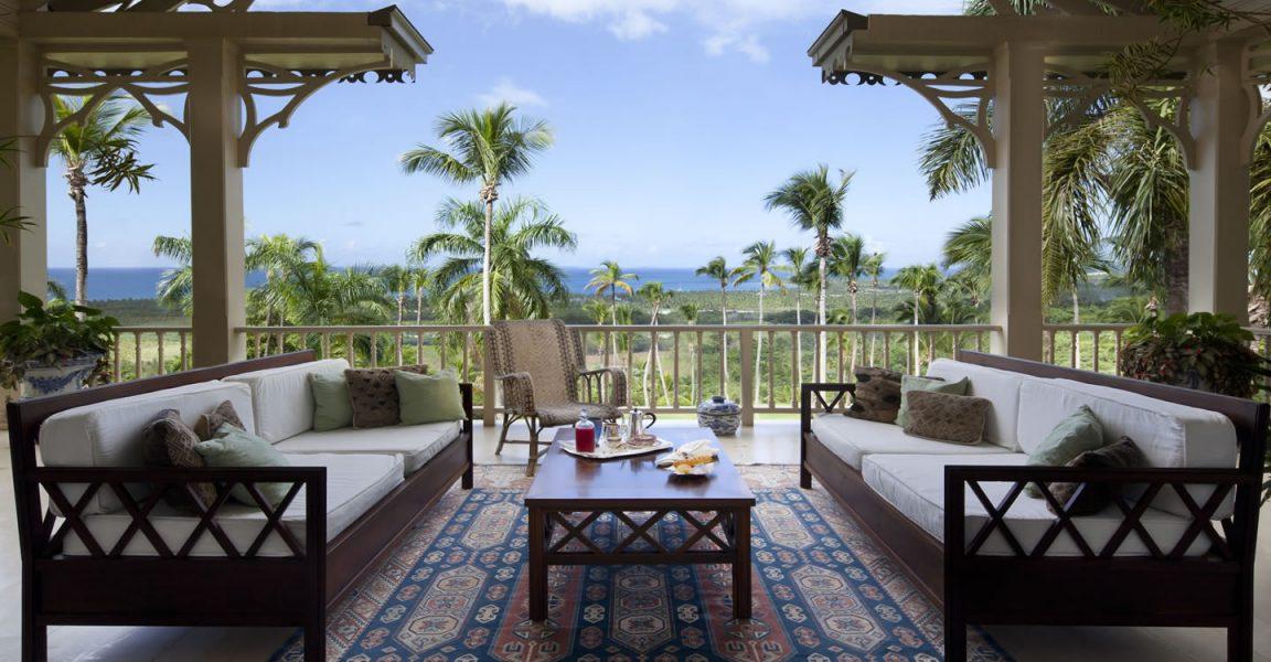 Dominican Republic hotel for sale in Las Terrenas, Samana - terrace