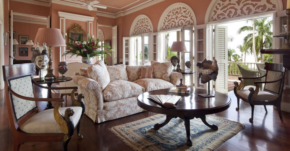 Dominican Republic hotel for sale in Las Terrenas, Samana - living room