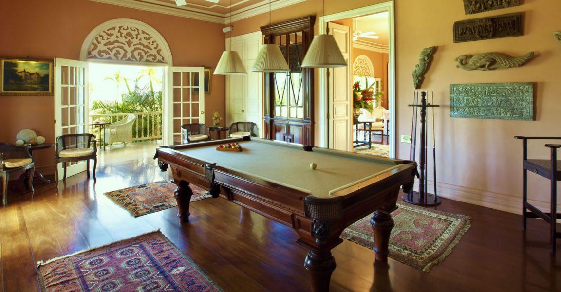 Dominican Republic hotel for sale in Las Terrenas, Samana - games room