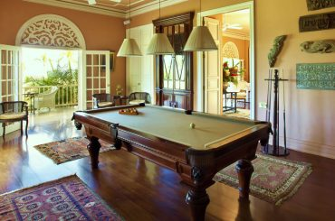 Dominican Republic hotel for sale in Las Terrenas, Samana - games room