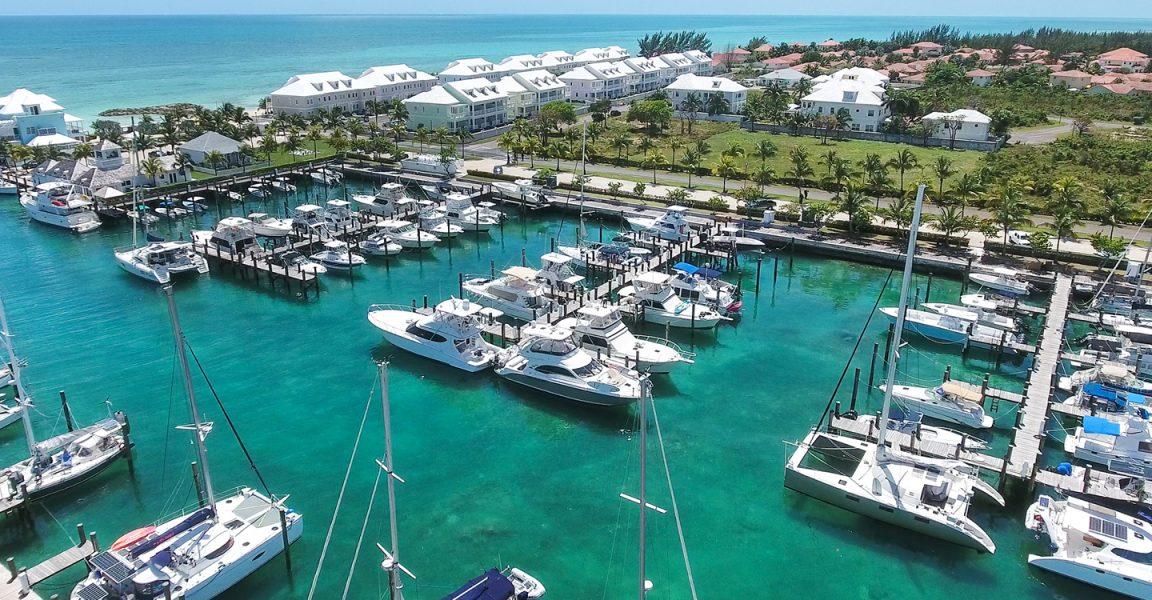 Homes for sale in New Providence, Bahamas - marina