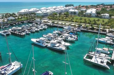Homes for sale in New Providence, Bahamas - marina