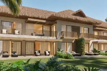 Luxury Beachfront Apartments for Sale, Cap Cana, Dominican Republic - exterior