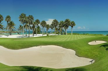 Luxury Beachfront Apartments for Sale, Cap Cana, Dominican Republic - golf course