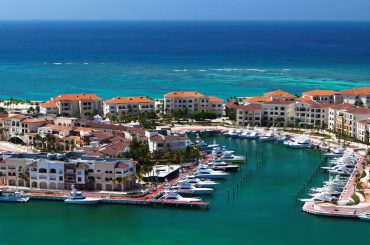 Luxury Beachfront Apartments for Sale, Cap Cana, Dominican Republic - marina