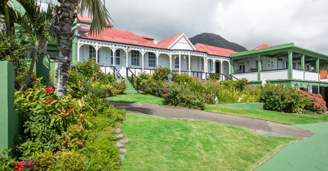 Plantation Home for Sale, Trinity, St Kitts - 7th Heaven Properties