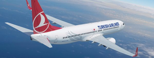 Turkish Airlines - image courtesy of Turkish Airlines