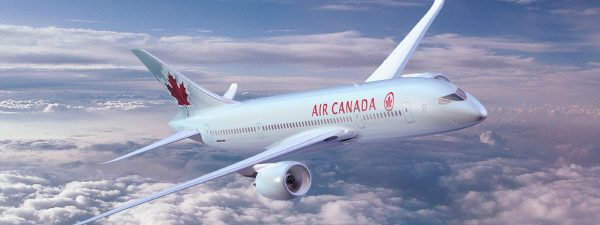 Image courtesy of Air Canada