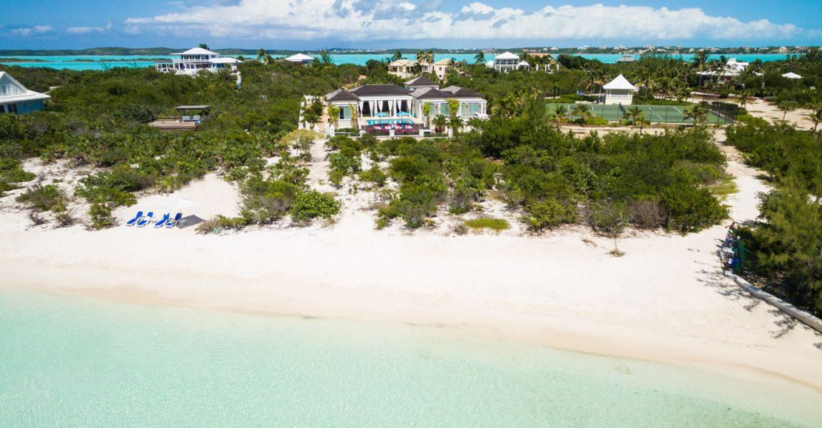 4 Bedroom Beach House For Taylor Bay Providenciales Turks Caicos