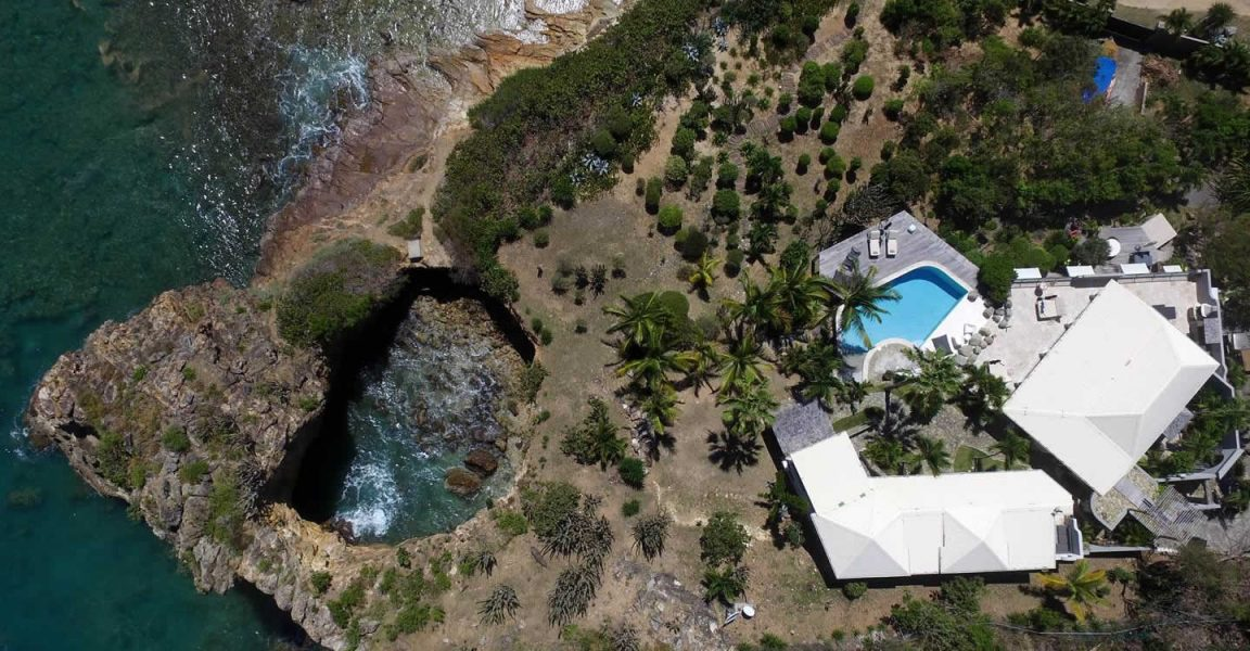 5 Bedroom Cliff Side Home For Sale Terres Basses St