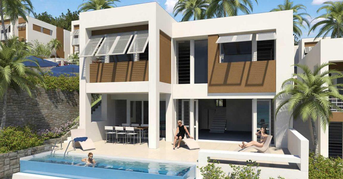 3 Bedroom Condos For Sale Indigo Bay St Maarten 7th