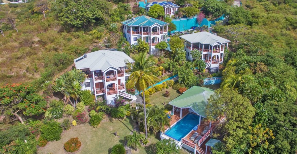 12 Bedroom Beachfront Property For Sale Woburn Grenada