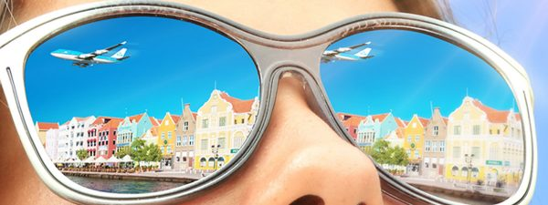 KLM launches new flights to Curacao - image courtesy of KLM
