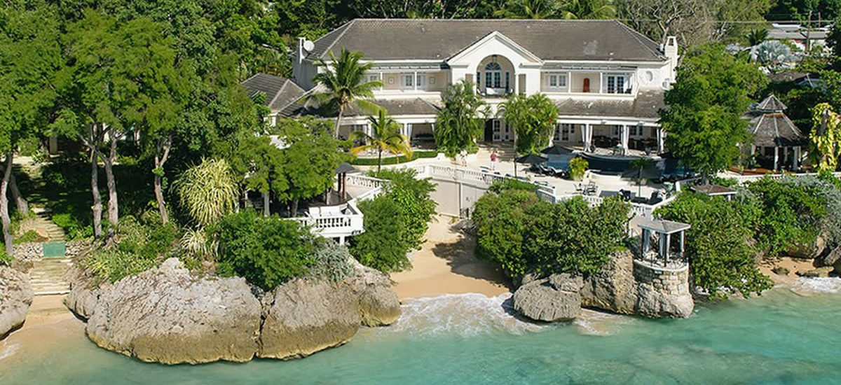Mansion for sale in Barbados