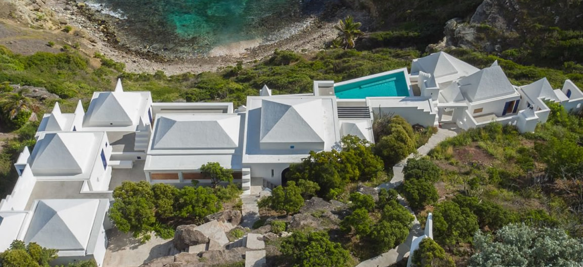 Mansion for sale in St Barts