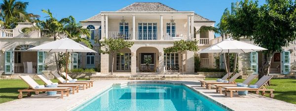 Mansion for sale in the Turks & Caicos Islands