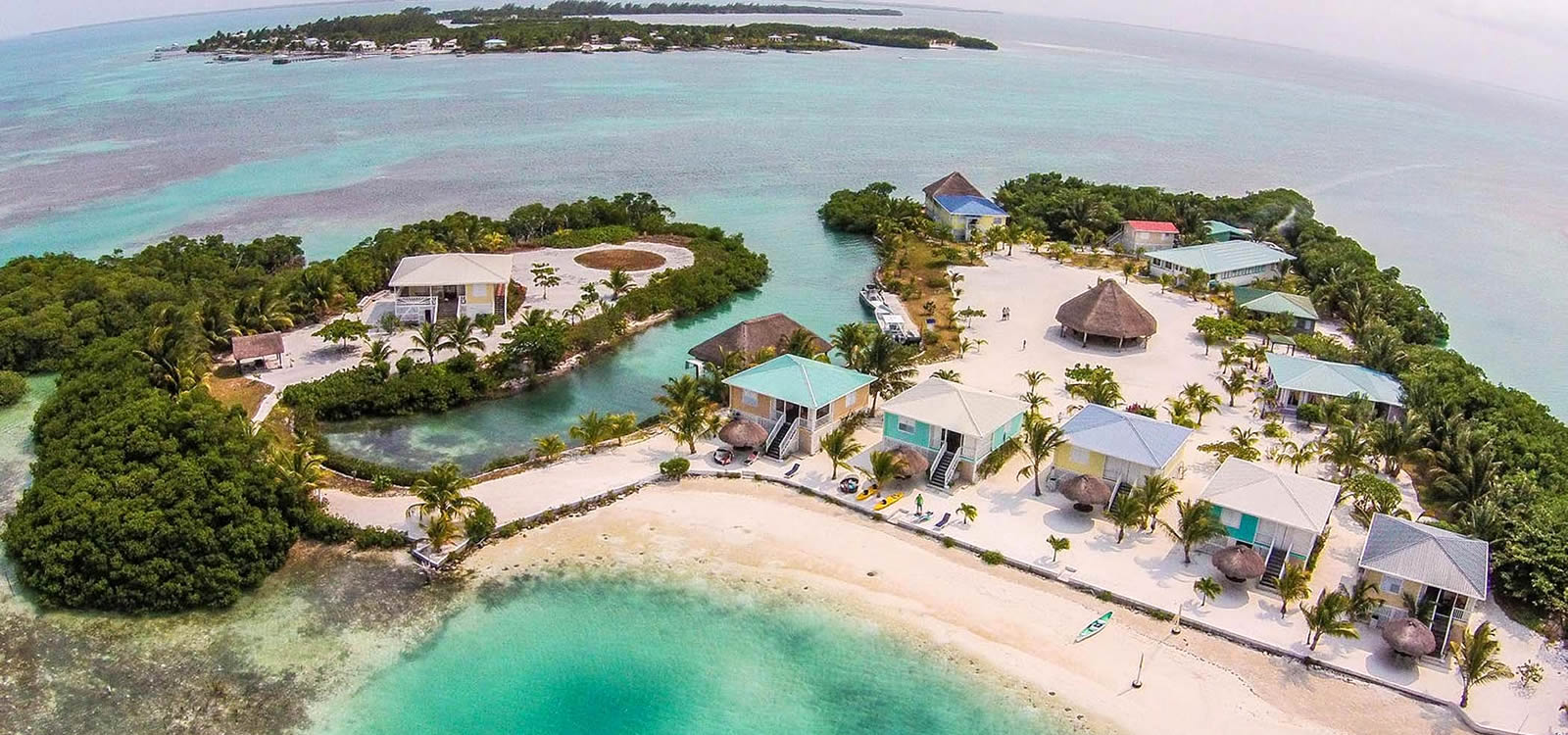 Boutique Private Island Resort For Sale In Belize 7th