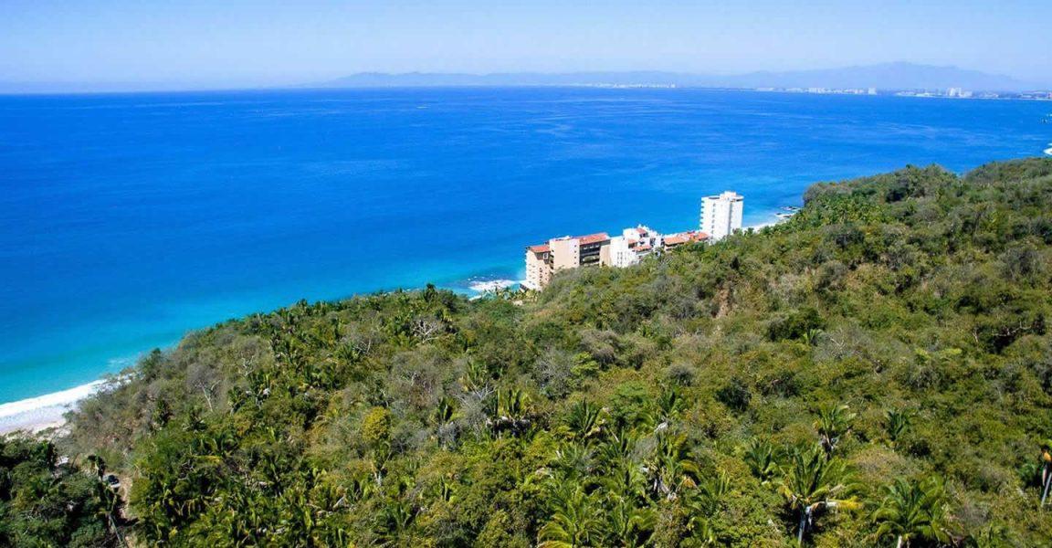 19 8 Acres Beachfront Land for Sale, Puerto Vallarta
