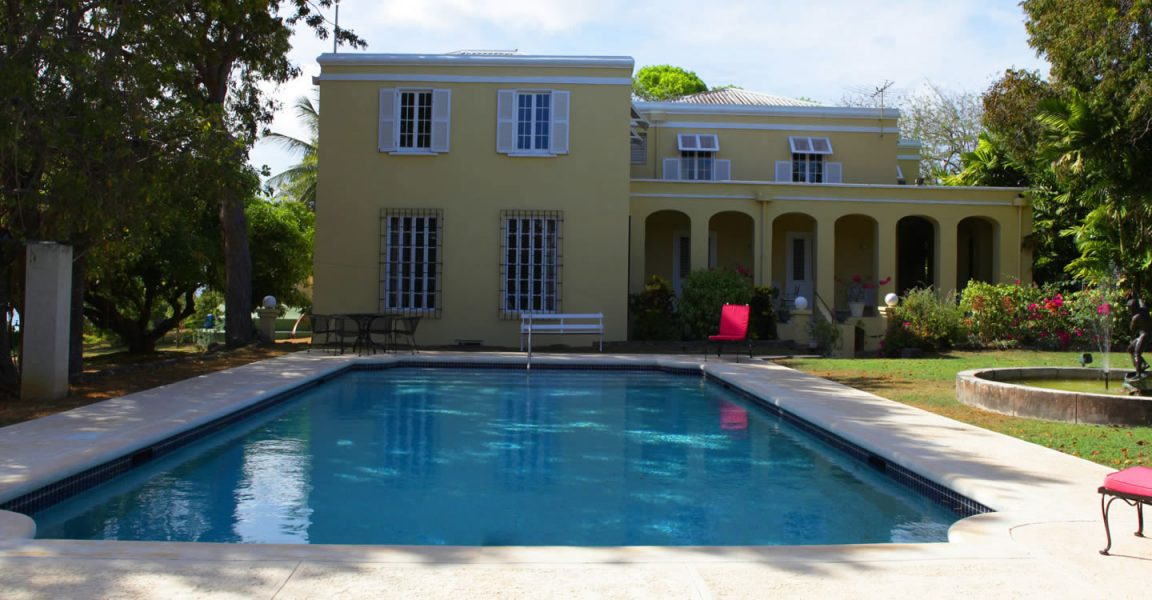 one of the finest plantation houses for sale in barbados