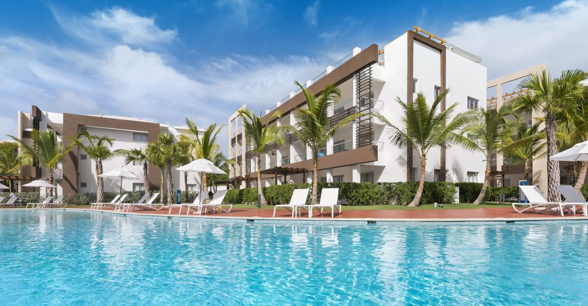3 bedroom beachfront condos for sale punta cana for Homes for sale dominican republic punta cana