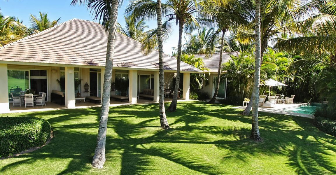 4 bedroom villa for sale in punta cana dominican republic for Homes for sale dominican republic punta cana