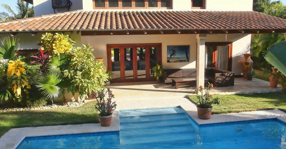 3 5 bedroom home for sale in punta cana dominican