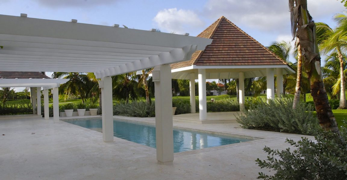 5 bedroom luxury villa for sale punta cana dominican for Homes for sale dominican republic punta cana