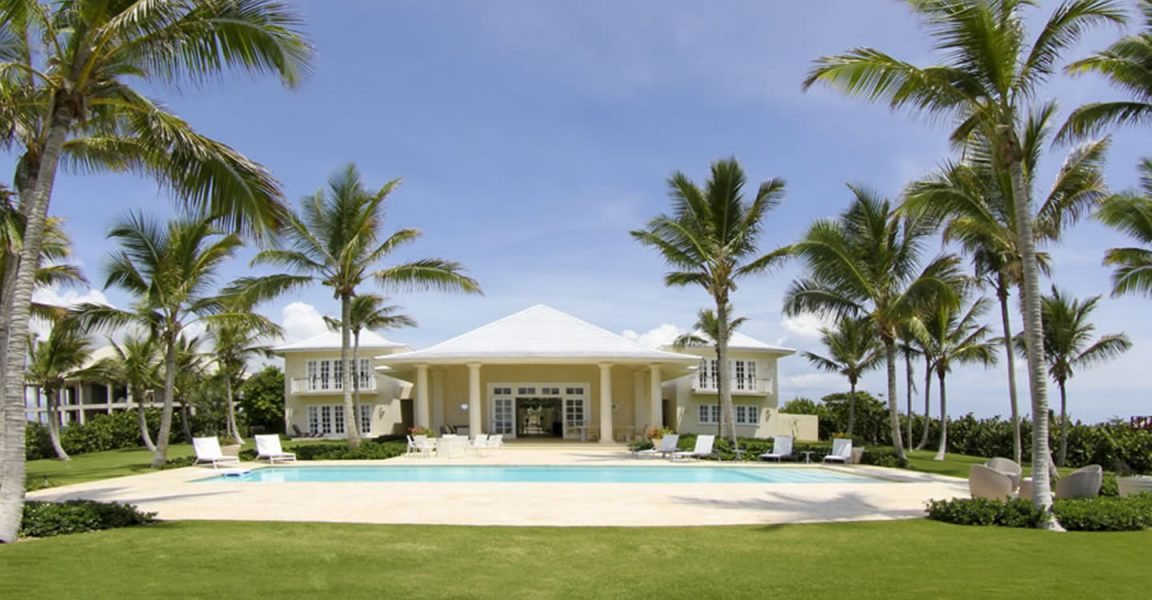 5 bedroom ultra luxury property for sale in punta cana for Homes for sale dominican republic punta cana
