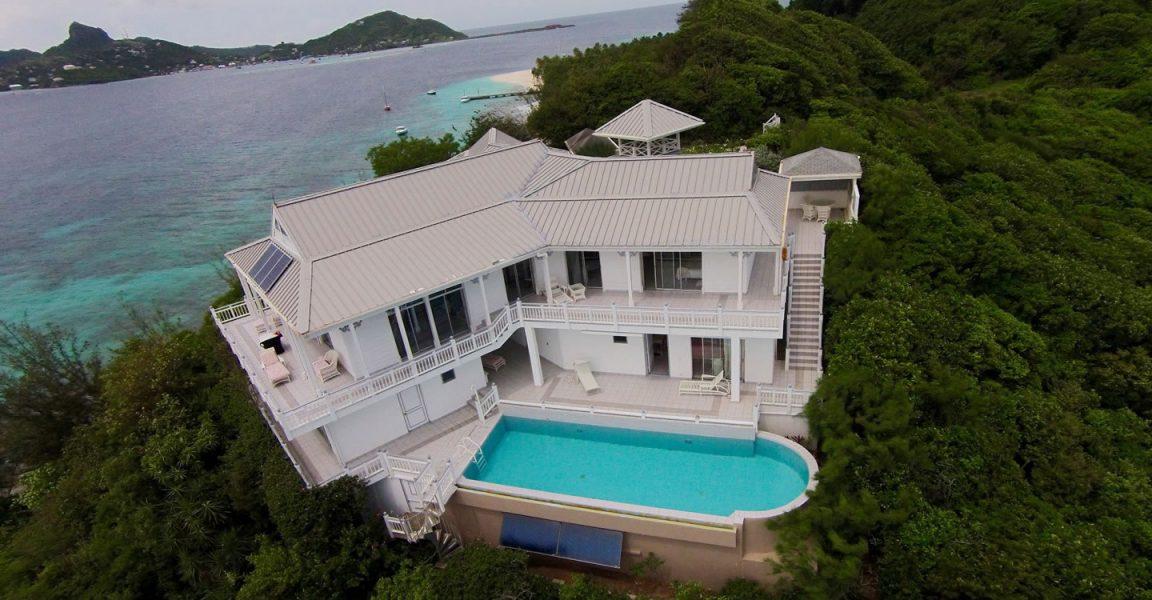 9 Bedroom Luxury Beachfront Villa Guest House For Sale Palm