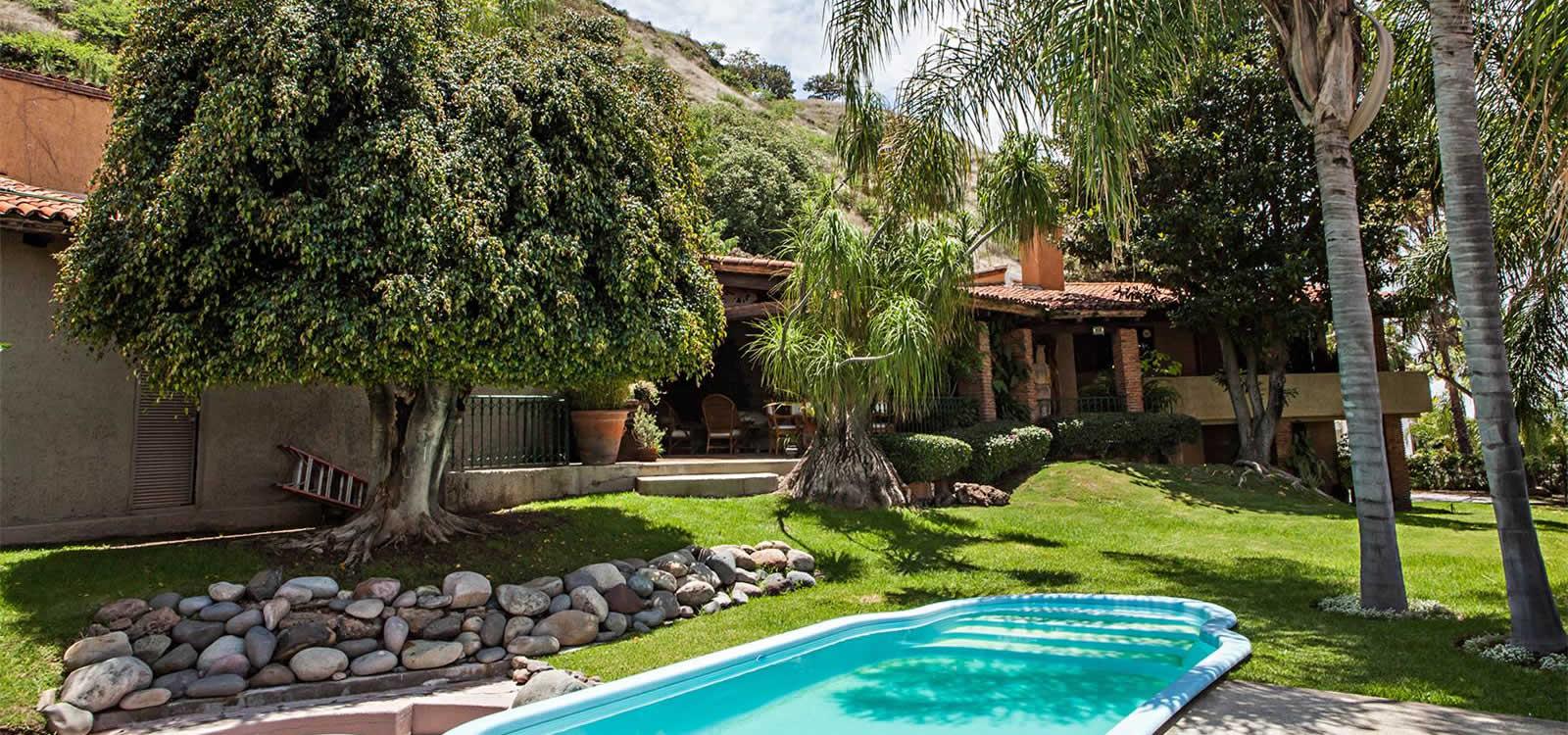 Mexico Guadalajara Santa Anita Club De Golf Home For Sale