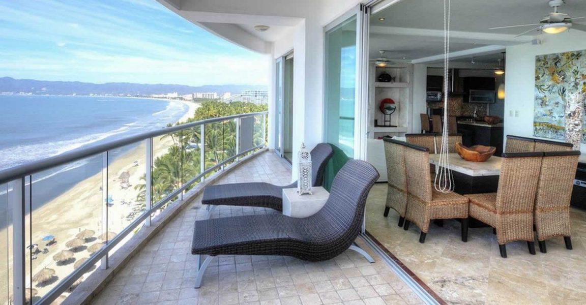 3 bedroom beachfront condo for sale nuevo vallarta nayarit mexico