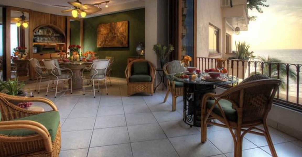 3 Bedroom Beachfront Apartment For Sale Puerto Vallarta