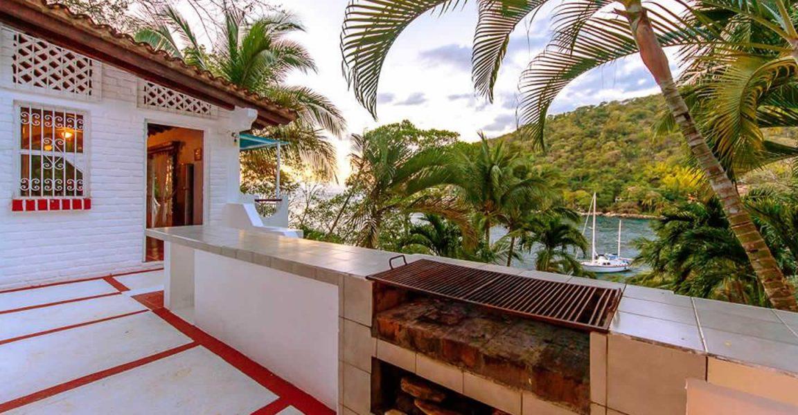 4 bedroom waterfront villa for sale  boca de tomatlan  puerto vallarta  mexico