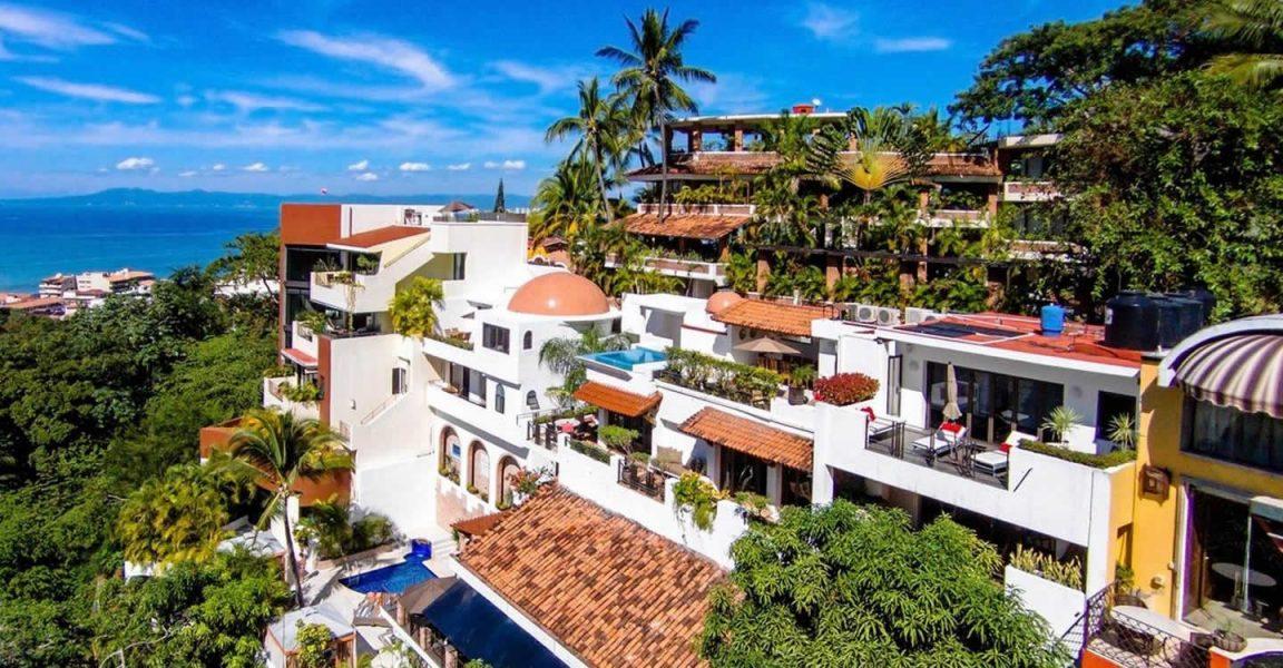 16-key boutique hotel for sale  las amapas  puerto vallarta  mexico