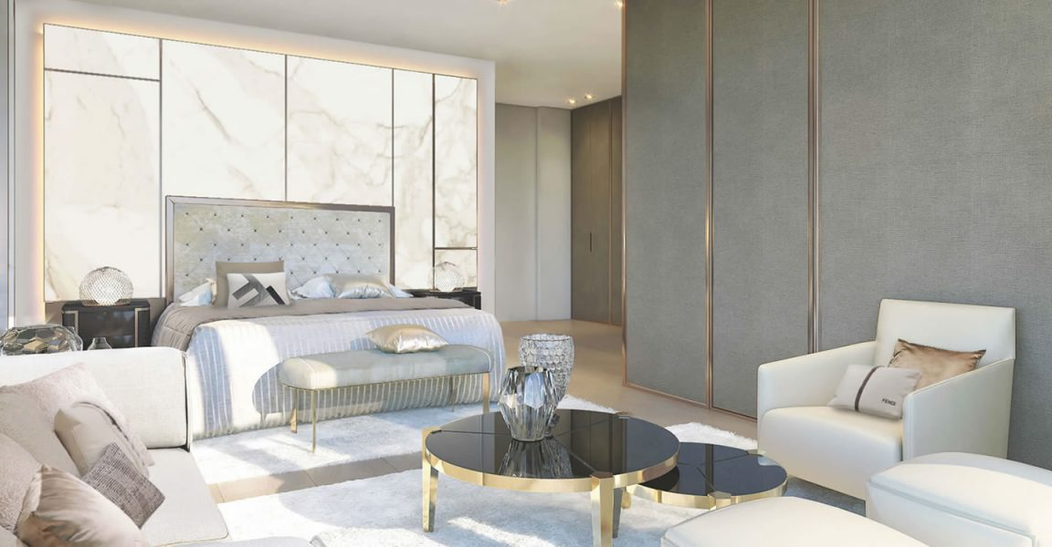 4 Bedroom Luxury Apartments for Sale in Santa Maria Golf & Country ...