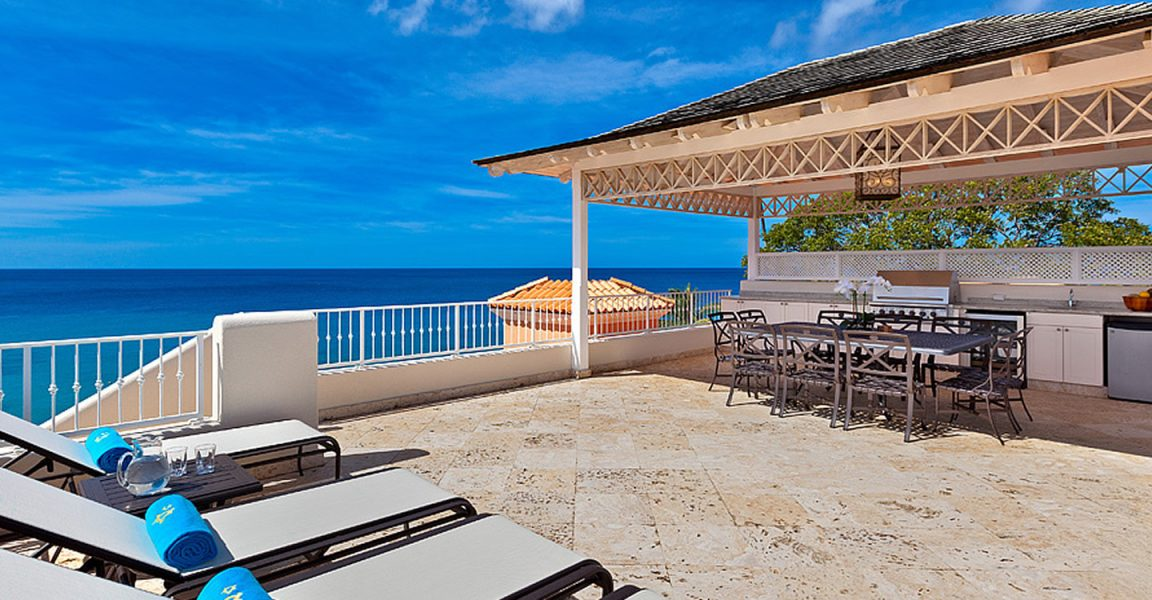 5 bedroom ultra luxury beachfront penthouse apartment for for Luxury beachfront property for sale