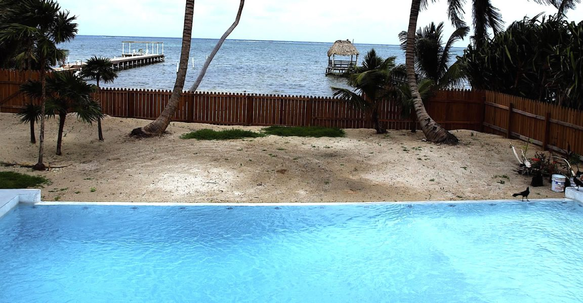 Beachfront Homes For Sale In San Pedro Belize