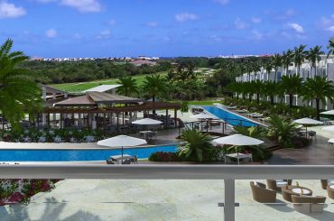 Condos for sale at Hard Rock Golf Club at Cana Bay in Punta Cana, Dominican Republic - view