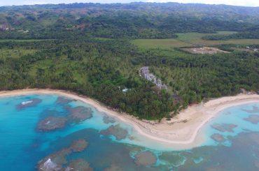 Beachfront land for sale in Las Terrenas, Samana, Dominican Republic