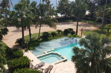 Apartment for sale in Terrazas del Atlantico, Las Terrenas, Samana, Dominican Republic - pool
