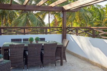 Apartment for sale in Terrazas del Atlantico, Las Terrenas, Samana, Dominican Republic - terrace