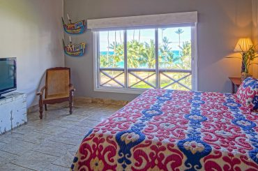 Apartment for sale in Terrazas del Atlantico, Las Terrenas, Samana, Dominican Republic - bedroom